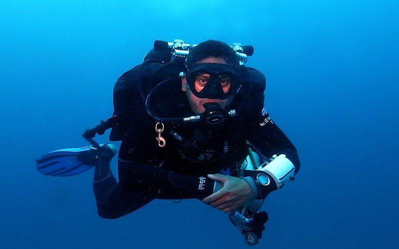 PADI TecRec Tec Deep Diver