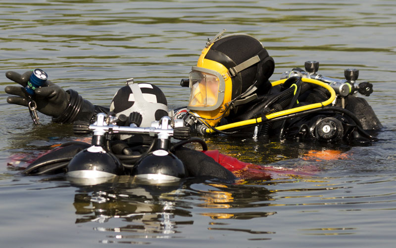 PADI TecRec Tec 50 Diver