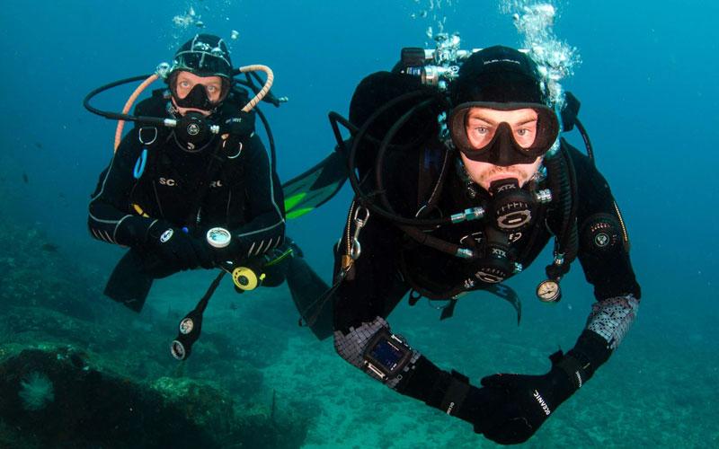 Tec 40 Diver