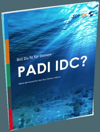 PADI IDC: eBook to prepare