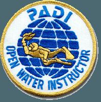PADI Instructor-Crossover